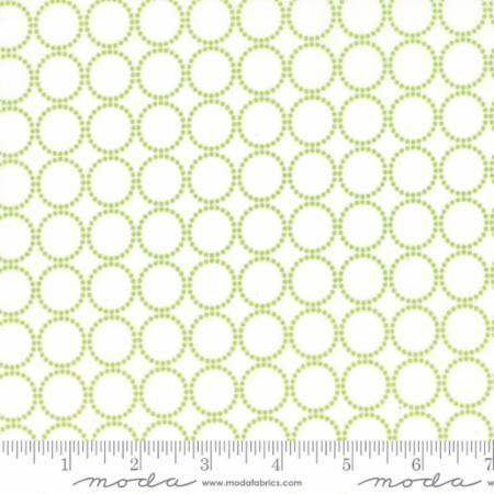 Moda Fat Quarter - Sundrops Celery 29014 18