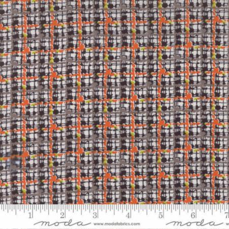 "Moda Fat Quarter 22""x18"" - Moving On Lawns Jaguar Lava 18126 11"