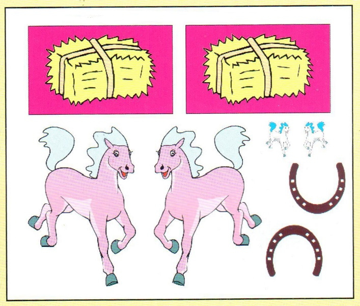 Make Your Pony Pillow Sewing Kit