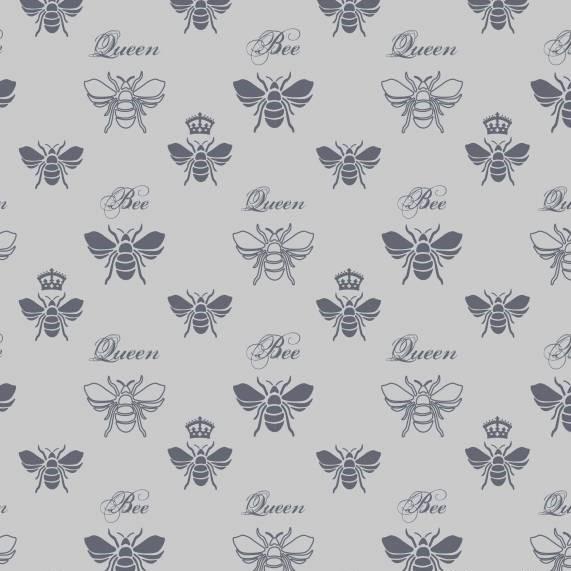 Stuart Hillard Sewing Bumble Bee Queen Bee Fabric Deany